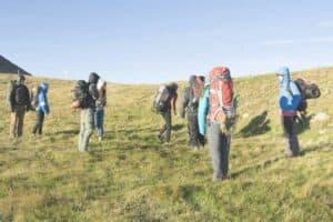 Outdoor Guide Praxisprojekt