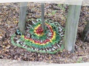 LandArt_Ideen_Schnecke_Spirale