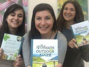 Wildkräuter Outdoorküche | JF | Mitwirkende