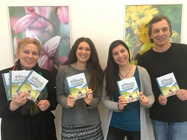 Wildkräuter Outdoorküche | JF | Verlag