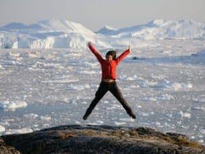 Wildkräuter Outdoorküche   JF   Grönland