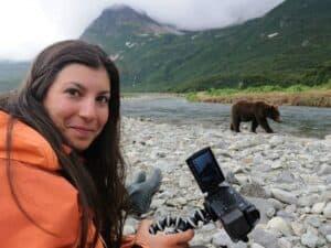 Wildkräuter Outdoorküche | JF | Alaska