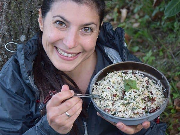 Wildkräuter Outdoorküche | Guten Appetit