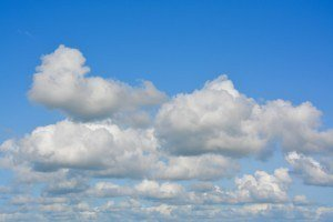 Altocumulus Wolken