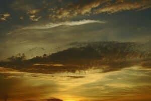 Cirro Stratus Wolken