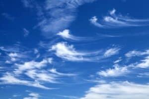 Cirrus Wolken
