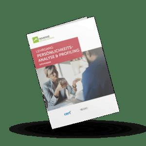 Infomappe Persönlichkeitsanalyse & Profiling