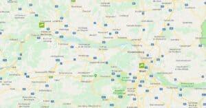 Google Map NEVEREST Offices