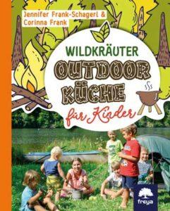 Cover Wildkräuter Outdoorküche für Kinder