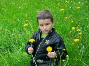 Wildkräuter Outdoorküche für Kinder | Juan