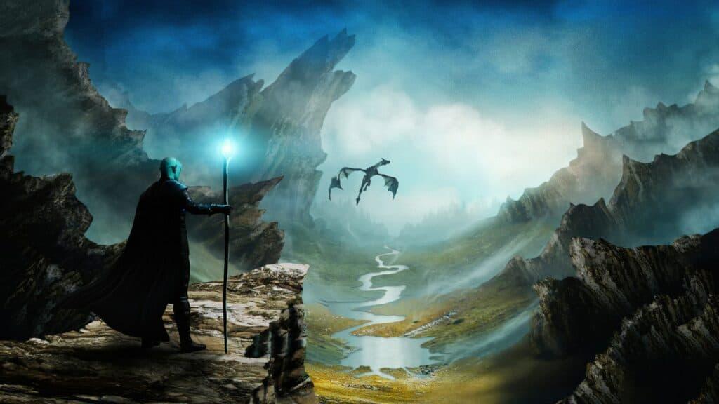 Heldenreise_Held_Fantasy_Fiktion_Drache_Storytelling