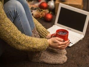 Online Weihnachten 1