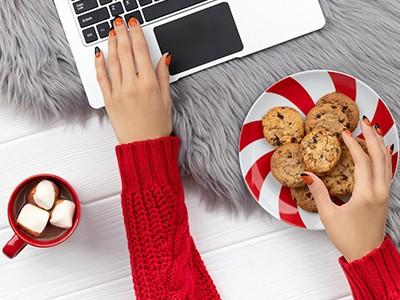 Online Weihnachten 2