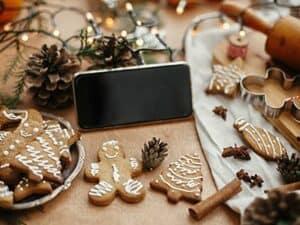 Online Weihnachten Lebkuchen Challenge 1