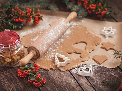 Online Weihnachten Lebkuchen Challenge 2