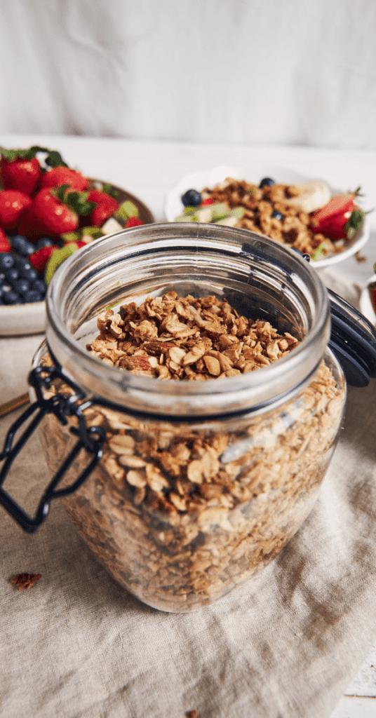 Granola selber machen - bringe Knusper in dein Frühstück 1
