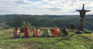 NEVEREST_Seminar_Outdoor_Guide_Praxisprojekt_natur_wandern_ausblick