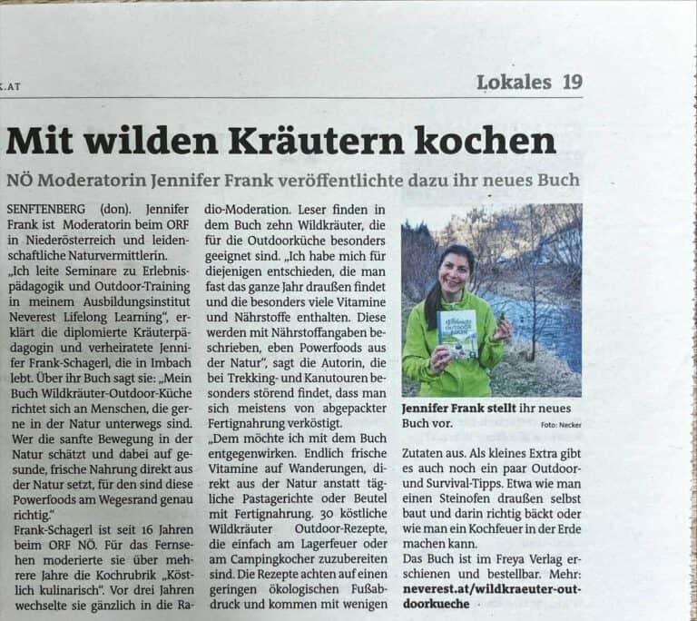 bezirksblätter_wildkräuter_outdoorküche_buch
