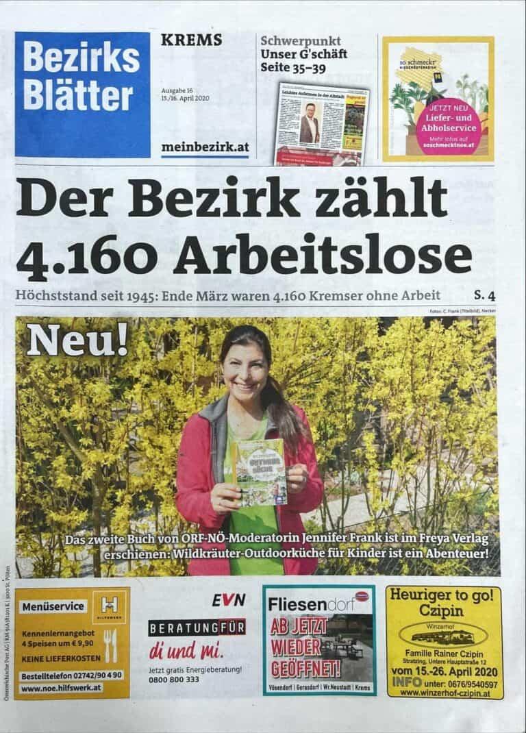 bezirksblätter_wildkräuter_outdoorküche_für_kinder